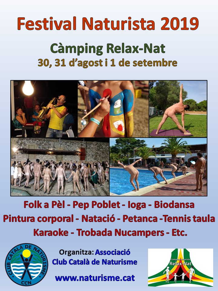 Resultado de imagen para club catalan de naturisme